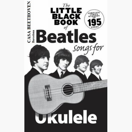 The Little Black Book Of Beatles Songs For Ukelele Complete