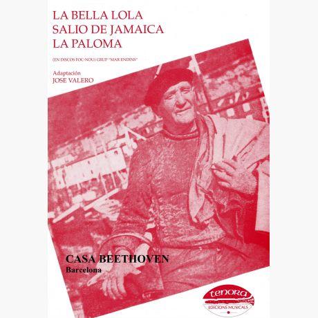 La Bella Lola Salió De Jamaica La Paloma Habaneras Casa Beethoven