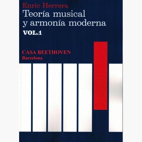 Teor a musical y armon a moderna vol 1 casa beethoven for Casa moderna numero 1