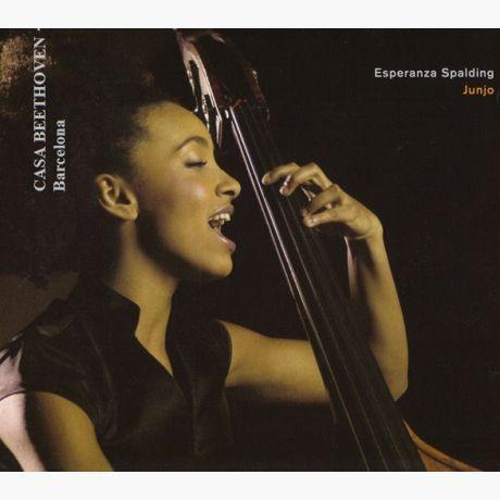 Esperanza Spalding · JUNJO (CD) (Bass & vocals : E  Spalding, Piano