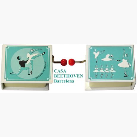 Swan Lake (Little music box) | Casa Beethoven